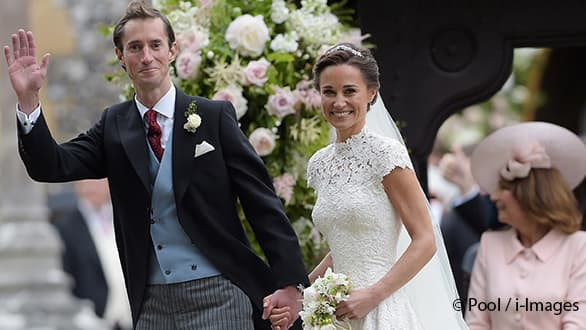 Why Pippa Middleton's wedding was the ultimate family affair