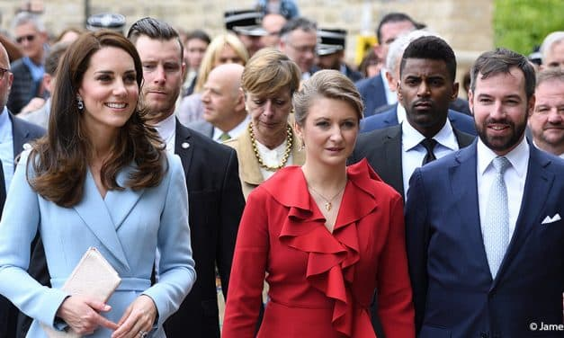 Royal work statistics for Kate, Queen Elizabeth and Prince Philip, May 2017 edition