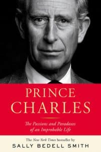 Prince Charles biography author Sally Bedell Smith
