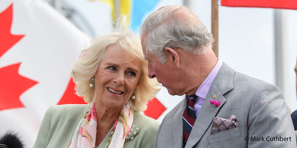 Camilla Parker Bowles Duchess of Cornwall Prince Charles Nunavut Iqaluit Canada June 2017