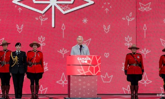 Prince Charles wishes Canada a happy 150th birthday: July 1 speech