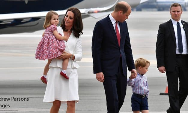 Prince William and Kate are expecting Baby No. 3