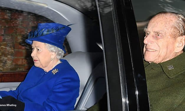 Prince Philip is 95. Does he work more than Kate?