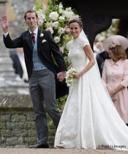 Pippa Middleton wedding to James Matthews