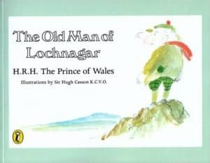 The Old Man of Lochnagar by Prince Charles Prince of Wales