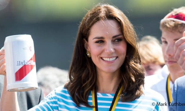 Kate's style statistics: designers, outfits and hair style