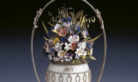 The glories of royal Fabergé: An exhibit in Norwich, England
