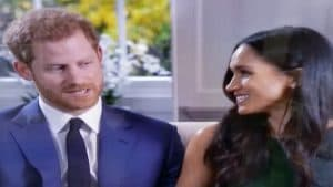 Prince Harry Meghan Markle BBC interview engagement 2017