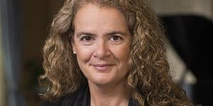 Governor General Julie Payette Canada Rideau Hall