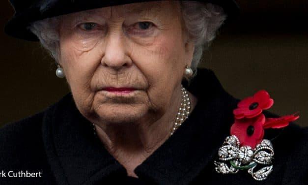 The Dorset bow royal brooch