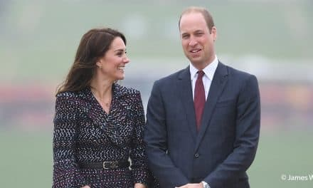 A surprisingly personal speech by Prince William