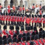Trooping the Colour: 2018 Royal Travel Guide
