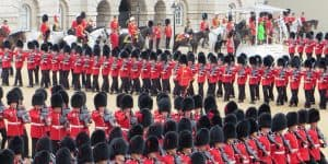 Trooping the Colour Queen Elizabeth II London 2016