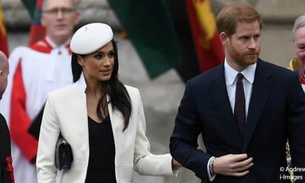 The royal family turns out for Commonwealth Day
