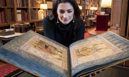 Celebrating books from the royal family's collection