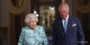 Queen Elizabeth II Prince Charles Buckingham Palace Commonwealth CHOGM British Royal family