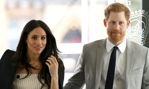 Firms get into the act for Prince Harry and Meghan Markle's wedding