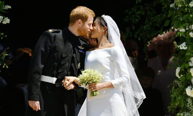 The perfect royal wedding for Prince Harry and Meghan Markle
