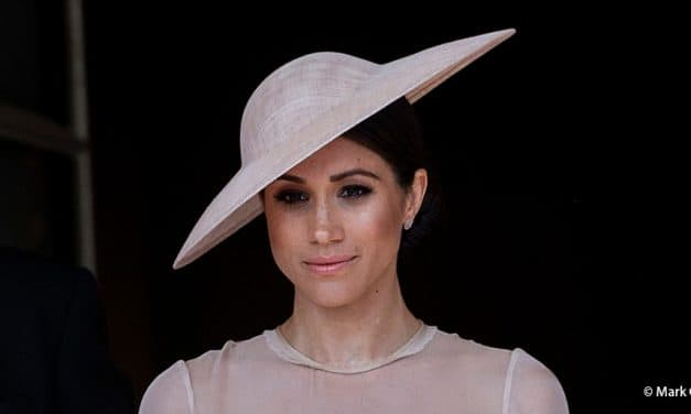 Meghan Markle's first outing as HRH Duchess of Sussex