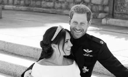 Meghan and Harry's official royal wedding photos